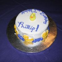 Smash Cake For 1St Birthday You get a better idea of the base of the cake... I know I needed to clean up the edges around the candy, but it was already 1 in the...