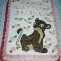 Briauna's Birthday