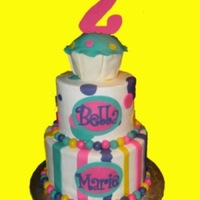 Bella Buttercream with mmf details. TFL!