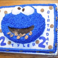 Tylers Cookie Monster For a fella who loves his cookie monster!!!