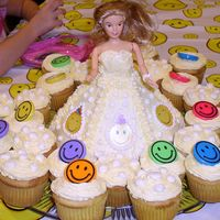 Smiley Doll With Cupcakes Just another shot with the cupcakes...