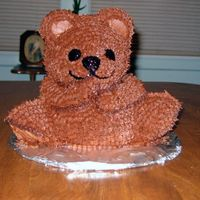 Teddy Bear Too cute to eat!