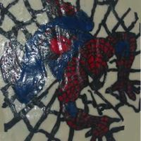 Spiderman Fbct This was an experiment with FBCT - amazing what can make a kid happy :)