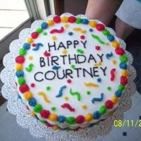 Coutney's Cake
