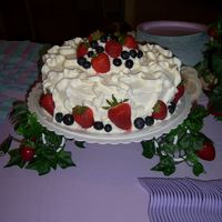Wedding Berries Are Ringing This is a side cake.