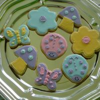 Spring Cookies These are NFSC with RI.