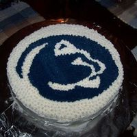 Penn State Made this for my hubby for his birthday... he loves Penn State.