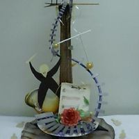Classical Music Showpiece As part of my final/practical exam in Advanced Chocolate and Sugar, I had to create my own showpiece. I had to sketch it a few times,...