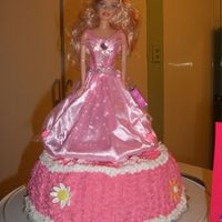 Doll In The Cake...