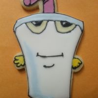 Master Shake From Aqua Teen Hunger Force NFSC with Antonia's RI. TFL!