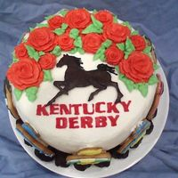 Kentucky Derby 133 Top View