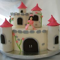Caitlin's Castle I made this for my niece's birthday. I was really pleased with the cake but, in retrospect, I can tell from this camera angle that I...