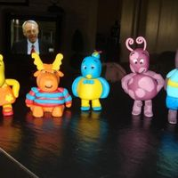 Backyardigans mmf figurines