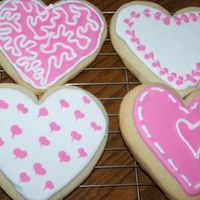 2Nd Valentine Cookies