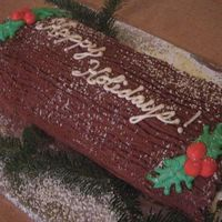 Yule Log I make one of these every Christmas because my family loves them!