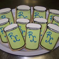 """prescription"" Cookies These cookies were made for a client of mine who is a phramecutical rep. He wanted something that represented what he did, without..."