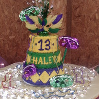Mardi Gras Birthday