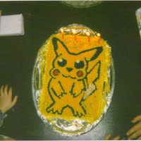 Pokemon I made this for my daughter's birthday