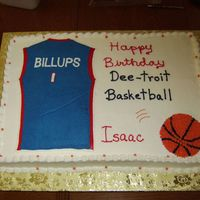 Isaac's Birthday Jersey is FBCT.
