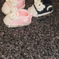 Mini Baby Converse Shoes
