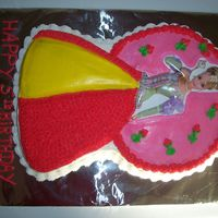 Makayla's Barbie Makayla wanted Barbie for her Birthday and her twin brother wanted Spiderman they both got their wish! I love making cakes for children and...