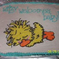 Witzy_First Cake