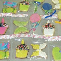 Assorted Cookies Cookies made just for fun