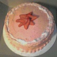 Strawberry Margarita Cake  i made this cake for my one of my best friend's housewarmings. strawberry margarita cake iced in fresh strawberry buttercream with a...