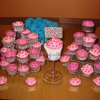 Cheetah Girls Cupcakes