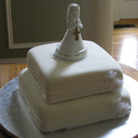 Liliana's 1St Communion Cake