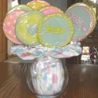 Polka Dot Plka Dot Baby Shower Theme