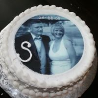Edible Image Cake 4 Of 6