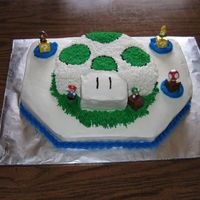 Mario Bros. Birthday