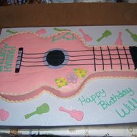 Hannah Montana Birthday Cake I got inspiration from a cake jamiet did. This cake was for my neice's birthday. She loves Hannah Montana and LOVED this cake. The...