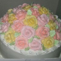 Buttercream Roses