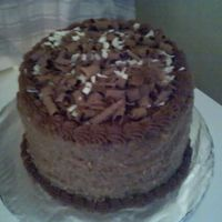 German Chocolate Cake Made this cake for my brothers birthday. I used the Cake Mix Doctors recipe and covered the sides with the coconut pecan icing. The top &...