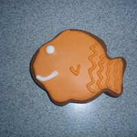 Goldfish Chocolate NFSC with RI