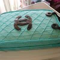 My First Chanel Tote Bag Made for my aunts birthday - this is a 9X13 vanilla sheet, covered in buttercream with fondant accents. Inspiration was taken from...
