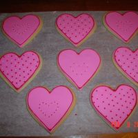 More V-Day Cookies