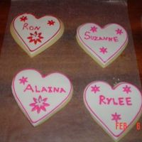 Personalized V-Day Cookies MMF and RI