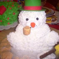 Christmas_And_Other_Stuff_056.jpg  This is the other I did at Christmas...my very first 3D cake...I used the snowman from the Wilton website but changed mine up just alittle...