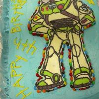 Buzz Lightyear Fbct   This is our first attempt at FBCT