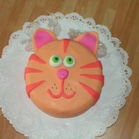 Cat Cake inspiration from CC
