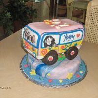Birthday Van My granddaughter loves the 60th era and she would love to have a rea VW van, so I tried to give her one. The photos are not edible just...