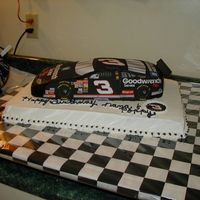 Dale Earnhardt My mother's birthday is the 28th, Step-father's is the 27th. My husband and I bought them Nascar tickets for the October race, so...