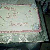 25 Silver Anniversary Same description as the previous ones, just taken picture at a different angle.