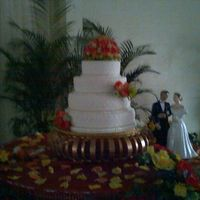 Wedding Cake, Picture From My Cell Phone