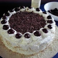 Blackforest Cake German Cake