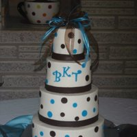 Polka Dots Wedding
