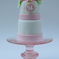 2 Tier Mini Cake Design